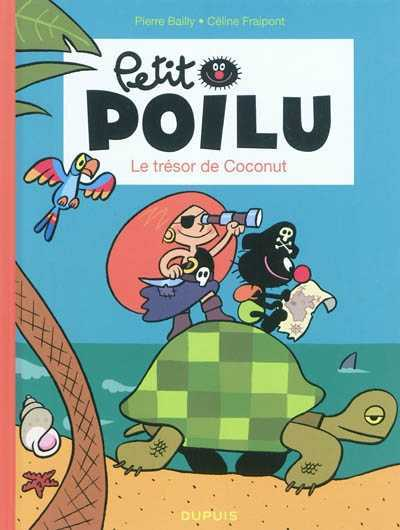 livre petit poilu theme pirates