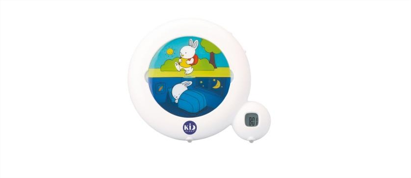 veilleuse kid'sleep classic blanc
