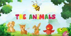 animaux en anglais papa ratatam enfant