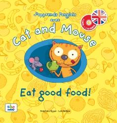 cat and mouse livre anglais papa ratatam