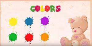 couleurs en anglais papa ratatam enfant