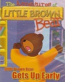 petit ours brun en anglais papa ratatam