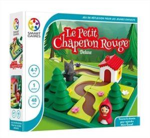 Le Petit Chaperon Rouge SmartGames papa ratatam