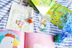 sac paques la vie jolie julie