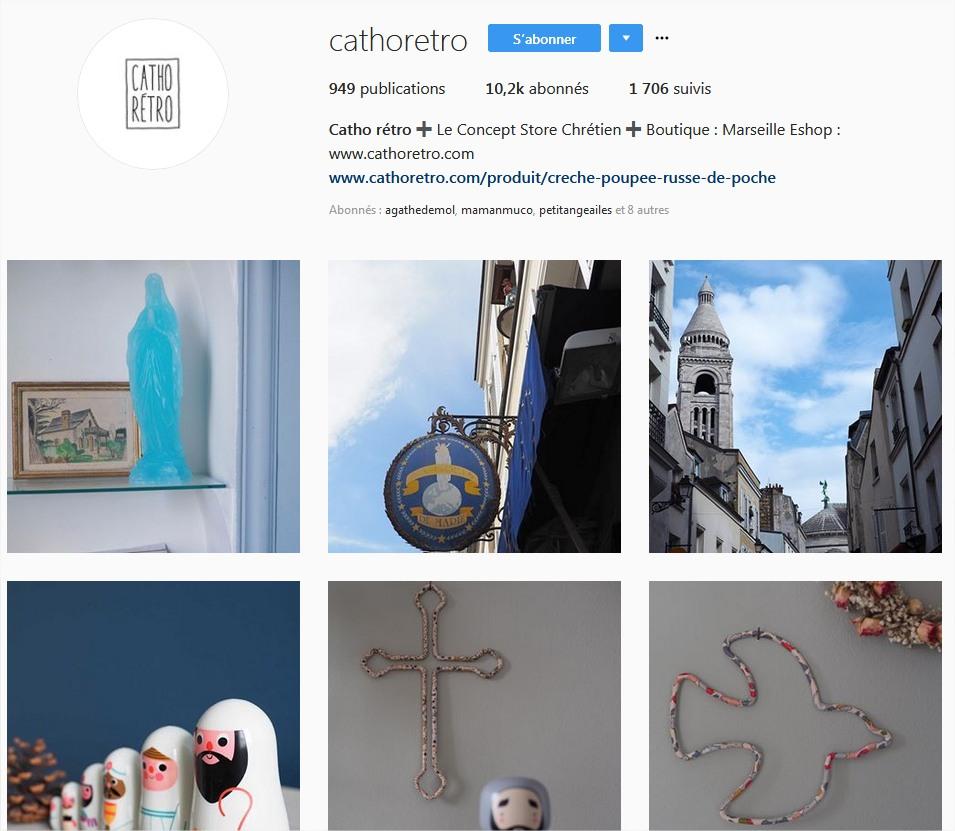 cathoretro instagram papa ratatam blog