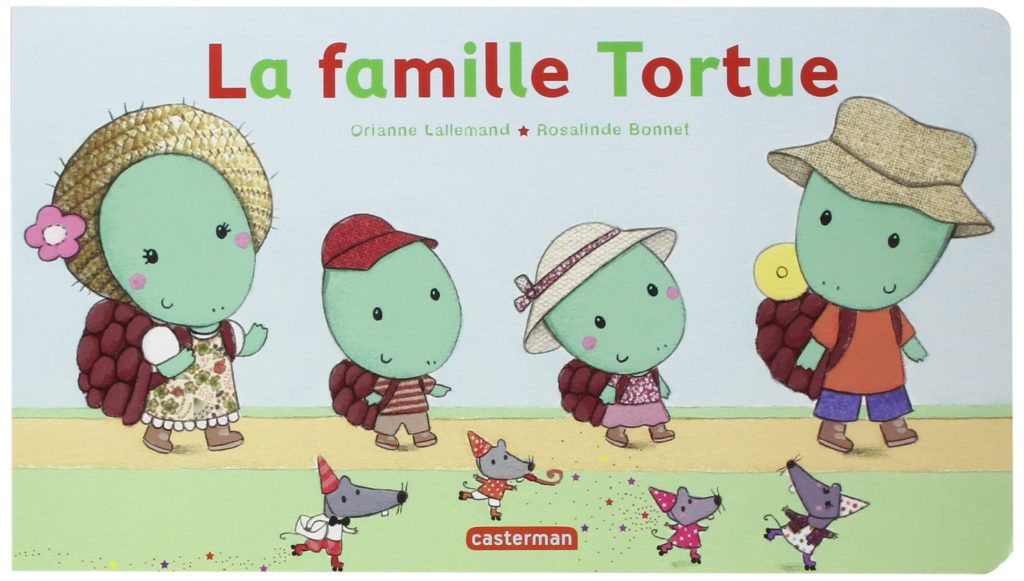 famille tortue couverture comptine blog papa ratatam