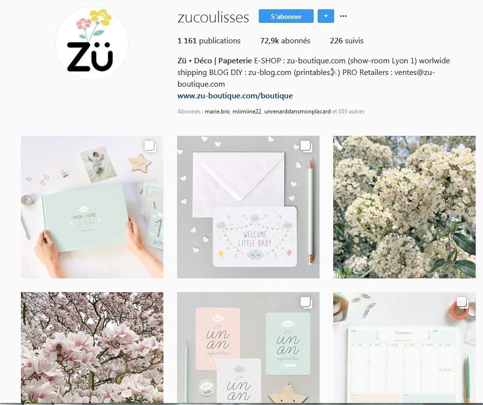 instagram ZÜ blog papa ratatam