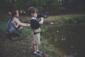 pêche enfant blog papa ratatam vacances