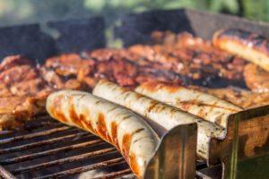 saucisse barbecue vacance été blog papa ratatam