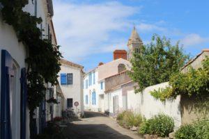 Rue Banzeau Noirmoutier Blog papa ratatam