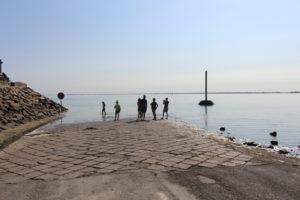 passage du gois marée haute noirmoutier blog papa ratatam