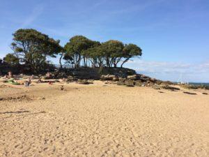 plage des sableaux coté des dames noirmoutier blog papa ratatam