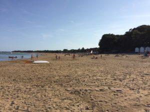 plage des sableaux noirmoutier blog papa ratatam