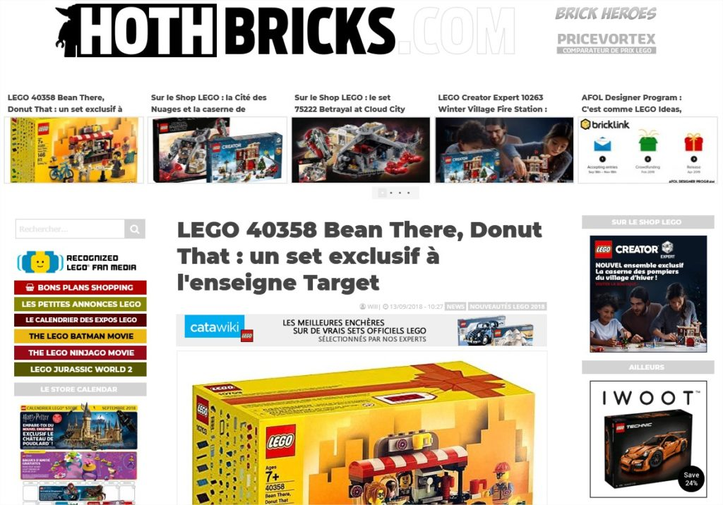 hothbricks bon plan lego blog papa ratatam