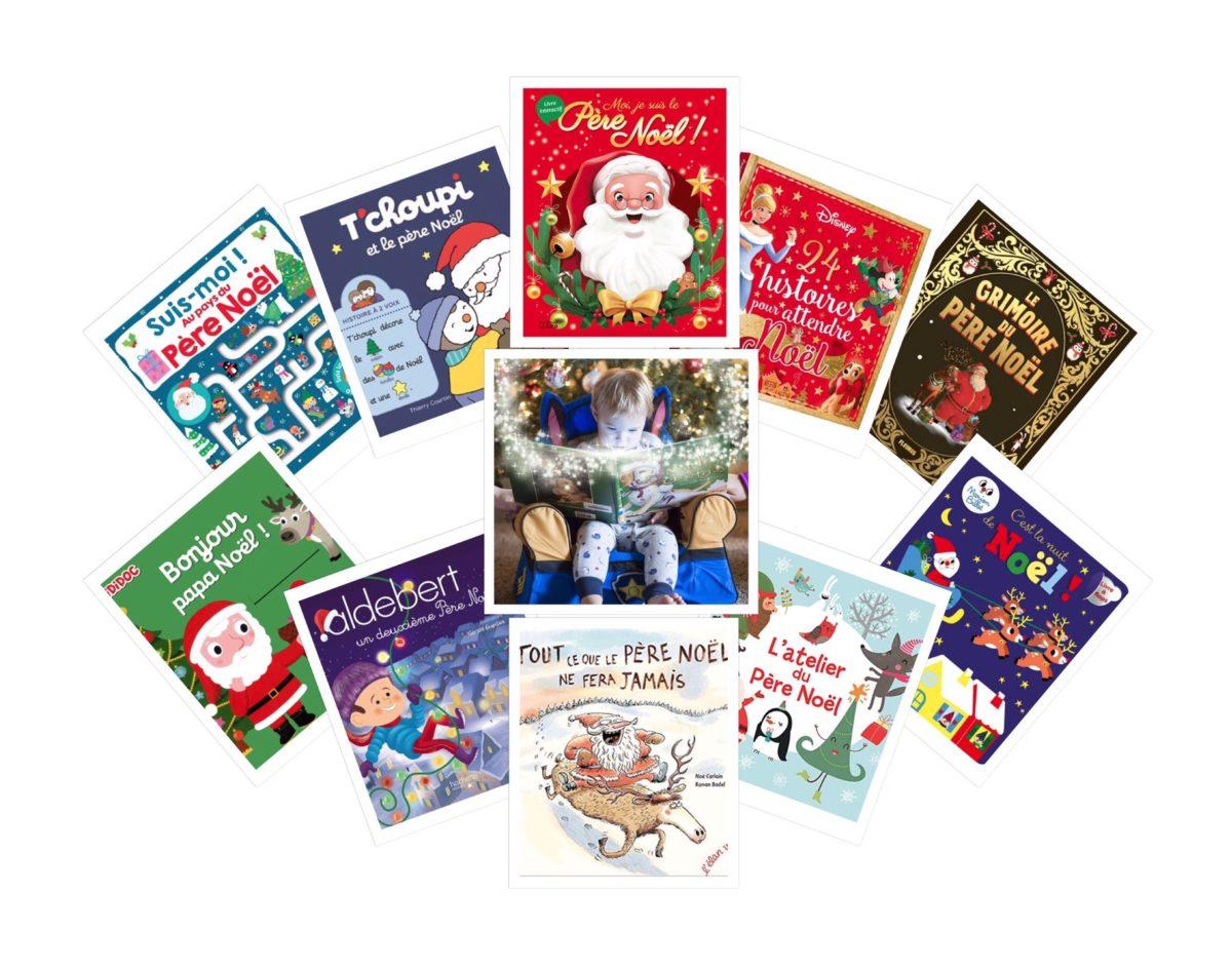 Livre Noel Enfant Top 10 des Livres et Contes pour enfants sur le Père Noël | Blog