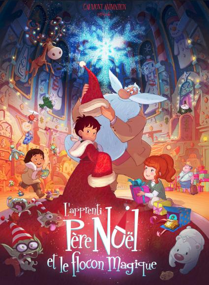 Top 3 Dessins Animes De Noel Pour Jeunes Enfants Sur Netflix Blog Papa Ratatam