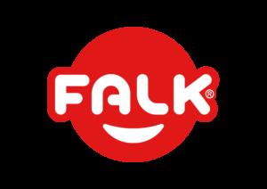 falk logo papa ratatam jouet enfant tracteur