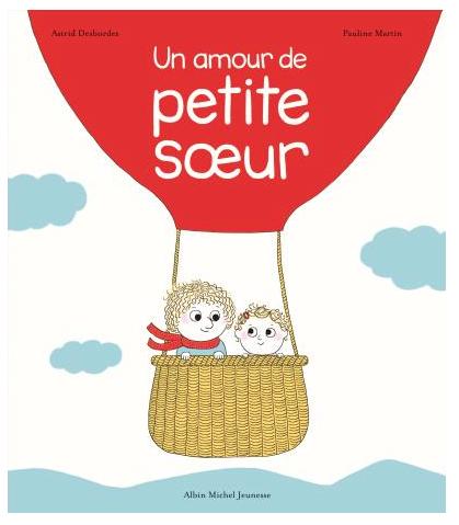 amour de petite soeur naissance blog papa Ratatam livre
