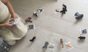 association enfant schleich Papa ratatam blog figurines enfants animaux