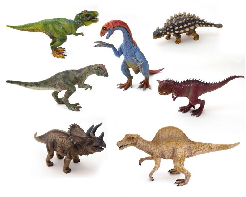 dinosaures schleich Papa ratatam blog figurines enfants animaux