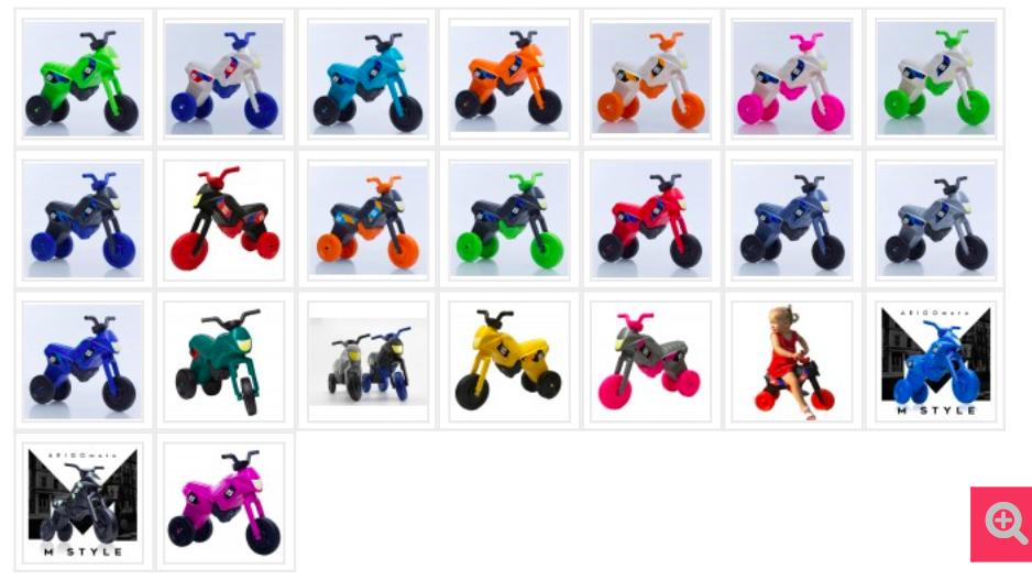 arigomoto mini moto choix couleur blog papa ratatam