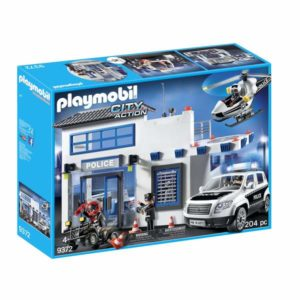 commissariat city action playmobil 9372 blog papa ratatam