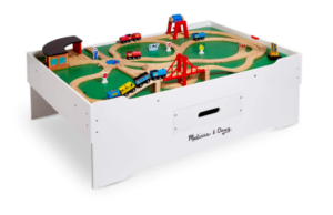 table melissa and doug blog papa ratatam circuit train enfant